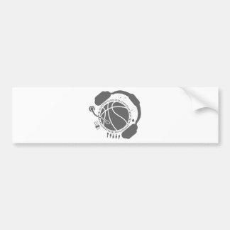 Funny_Record Bumper Sticker