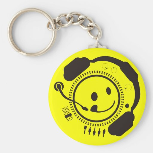 Funny_Record Keychains