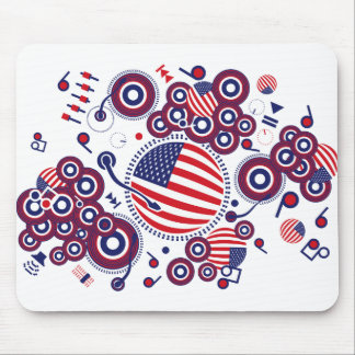 Funny_Record(OG) Mouse Pad