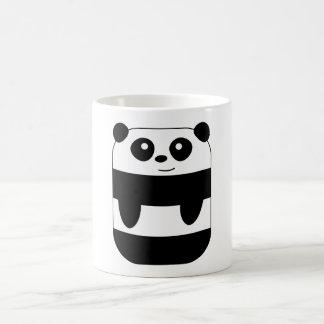 Funny Rectangular Panda Coffee Mug