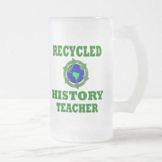 Funny Recycled History Teacher Coffee Mugs