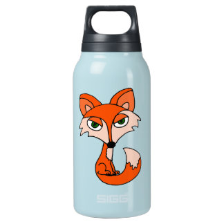 Funny Red Fox Art SIGG Thermo 0.3L Insulated Bottle