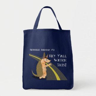Funny Redneck Dadism Bag