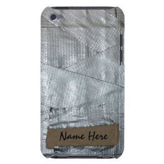 Funny Redneck Duct Taped with YOUR Name Case-Mate iPod Touch Case