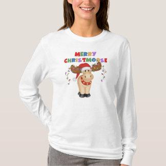 Funny Reindeer Christmas Gift T-Shirt