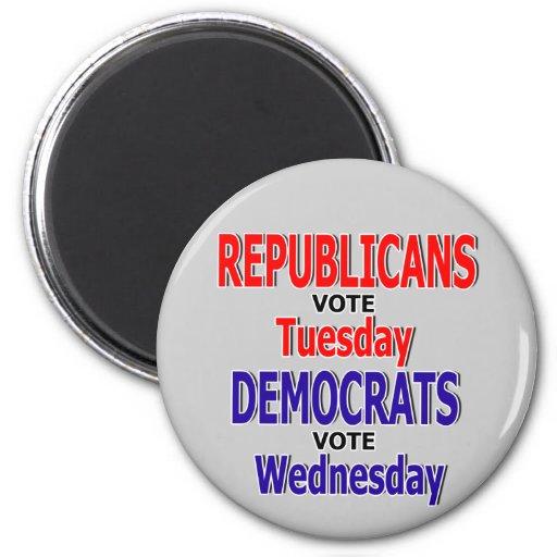 Funny Republican Magnet