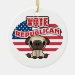 Funny Republican Presidential Election Christmas Tree Ornaments