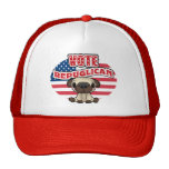 Funny Republican Presidential Election Trucker Hat