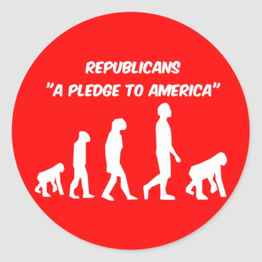 Funny Republicans Stickers