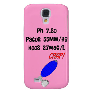 Funny Respiratory Therapist gifts Galaxy S4 Case
