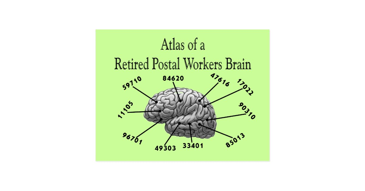 Funny Retired Postal Worker T Shirts And Gifts Postcard Zazzle Com
