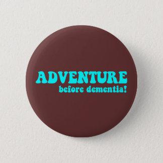 Funny retirement button