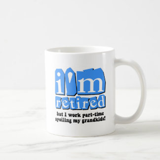 Funny retirement coffee mug