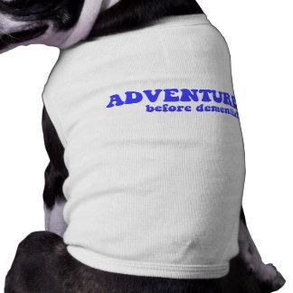 Funny retirement pet t shirt