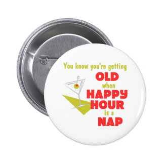 Funny Retirement Gift 2 Inch Round Button