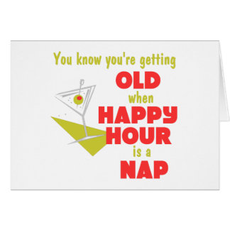 Funny Retirement Gift Greeting Card