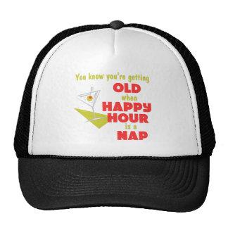 Funny Retirement Gift Trucker Hat