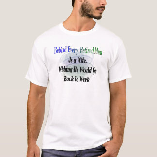 Funny Retirement T-Shirts and Gifts