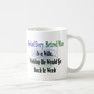 Funny Retirement T-Shirts and Gifts Coffee Mug