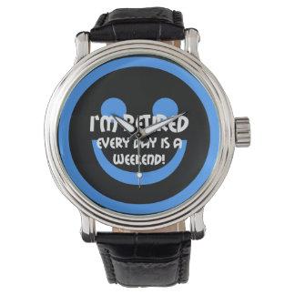 funny retirement watch