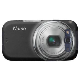 Funny Retro Camera Samsung Galaxy S3 Covers