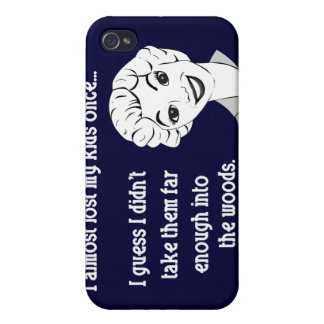Funny Retro Mom i Cases For iPhone 4