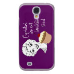 Funny Retro Mom Saying iPhone3 Case Samsung Galaxy S4 Cases