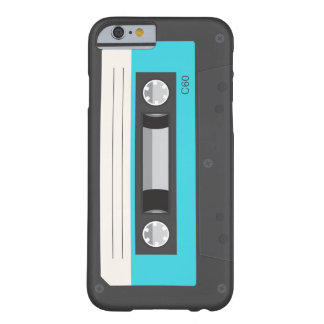 Funny Retro Music Cassette Tape iPhone 6 Case