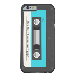 Funny Retro Music Cassette Tape iPhone 6 Case