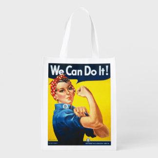 funny reusable shopping bag grocery bags