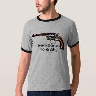 Funny revolver t-shirt