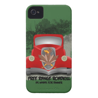 Funny Roadkill iPhone 4/4S Barely There Case