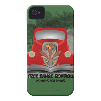 Funny Roadkill iPhone 4 ID Case iPhone 4 Covers
