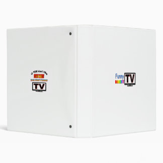 Funny Robert TV: Official Binder