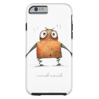 Funny Robot Undroid Tough iPhone 6 Case