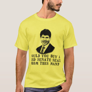 Funny Rod Blagojevich Bribery T shirt