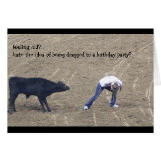 Rodeo Birthday Greeting Cards Zazzle