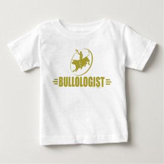 Funny Rodeo Bull Rider Baby T-Shirt