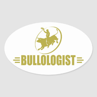 Funny Rodeo Bull Rider Sticker