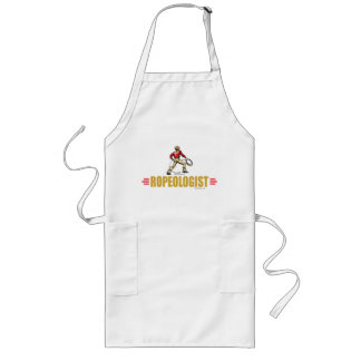 Funny Rodeo Long Apron