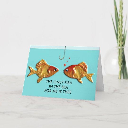 Funny Romantic Birthday Card