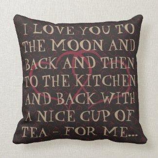 Funny Romantic Everyday Tea Love Quote Woman Woman