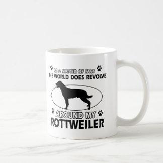 Funny ROTTWEILER  designs Coffee Mug