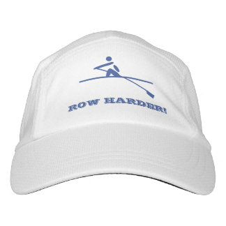 Funny rowing quote custom text sport hat
