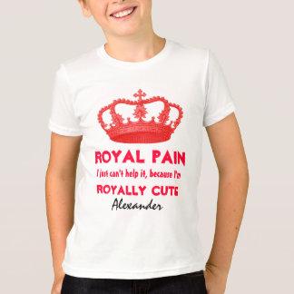 Funny Royal Pain but Looking Royally Cute V33 T-Shirt