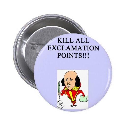 funny rules for writers buttons