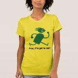 Funny running shirt