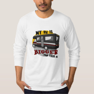 Funny RV Camping L/S Shirt
