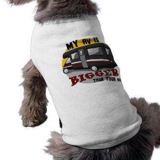 Funny RV Dog T-Shirt