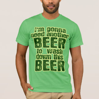 Funny Saint Patrick's Day Beer T-Shirt